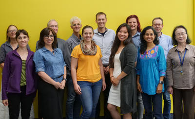 2019 DPF Fellows and Trailblazers
